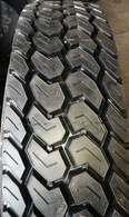 (6-Tires) Retreads 255/70R22.5 Recap Mud Snow truck tire 25570225