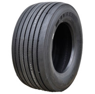 (4-Tires) 445/50r22.5 tires GL251T 20PR trailer tire 445/50/22.5 Sam / Adv 44550225
