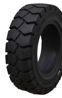 (2-Tires) 355/65-15 tires Advance solid forklift tire 355/65/15 no flats 3556515