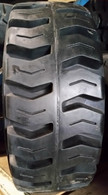 (2- tires ) 15x5x11-1/4 Solid IDL forklift press-on traction tire USA Made 15511
