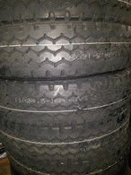 (4-Tires) 11R24.5 tires AZ926 16PR Mixed Terrain tire 11/24.5 Arisun 11245