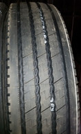 (4-tires) 11r22.5 tires RT606 16PR truck tire 11/22.5 Double Coin 11225