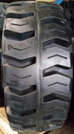 16x7x10-1/2 tires Solid IDL forklift press-on traction tire USA Made 16710