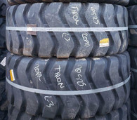 (2-Tires) 20.5-25 tires Earth-mover loader 20PR tire 20.5/25 TIRON E3 L3 20525