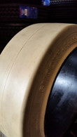 (2-tires) 16x6x10-1/2 tires Non-Marking solid forklift tire Advance 16610