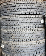 (4-tires) 11R22.5 tires Michelin 14PR tire 11/22.5 Radial XDN2 11225