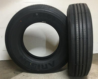 (4-Tires) 295/75r22.5 tires AS600 14PR steer tire 295/75/22.5 Arisun 29575225