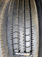 (4- tires ) 295/75r22.5 R-A1 14PR All position tire 295/75/22.5 Radar 29575225