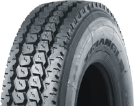 (4-tires) 11r22.5 tires TR657 16PR truck tire 11/22.5 Triangle 11225