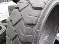 Used 15X5X11-1/4 Solid Forklift Tires Mitsubishi Caterpillar 15x5x11.25 tire 15511
