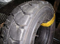 7.00-12 tires Super EXS fork-lift 16PR tire 7.00/12 with tube included 70012
