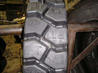 6.50-10 tires Power Trak solid forklift retread tire 6.50/10 recaps 65010