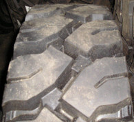 (2-Tires) 300-15 tires LX40 recaps solid forklift tire retread 300x15 30015
