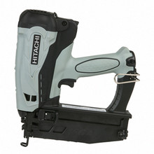 Hitachi NT65GS Gas Powered Straight Finish nailer 16 gauge nail gun 1yr warranty