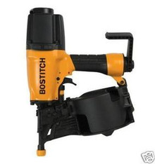 BOSTITCH siding sheathing coil Nailer N75C nail gun with carrying case &warranty