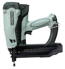 "Hitachi Nt50gs 18-Gauge 2"" Cordless HXP Li-Ion Brad Nailer KIT NT50GSP9 New"