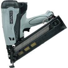 "Hitachi NT65GA 15-Ga 2.5"" Cordless HXP Li-Ion Angle Finish Nailer NT65GAP9 New"