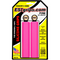 ESI Racer's Edge Silicone Push On Grips - Pink
