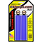 ESI Racer's Edge Silicone Push On Grips - Blue