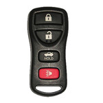 Nissan Keyless Entry Remote Transmitter. CWTWB1U429 Refurbished