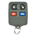 Ford Lincoln Mercury Keyless Remote