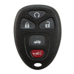 New Keyless Remote Key Fob Replacement 5-button with Remote Start for 22733524