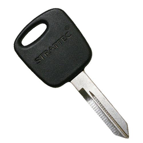 Transponder Key Blank