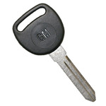 GM Transponder Key Blank PK3