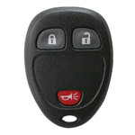 GM Keyless Remote 3 Button - GM3630_A