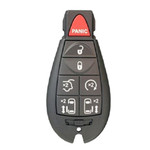 New Genuine OEM Dodge Keyless Entry Remote FOBIK NON-PROX 7 Button