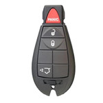 New Genuine OEM Keyless Remote Key Fob for JEEP FOBIK 4 Button