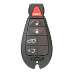 New Genuine OEM Keyless entry Remote for Jeep Key Fob FOBIK Power Liftgate 5 Button