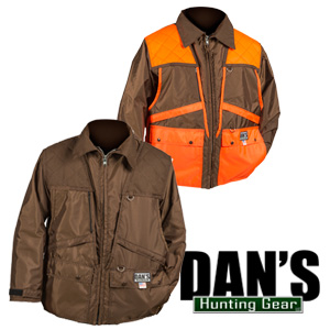 Dan's Briar Proof Hunting Gear