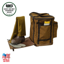 Dan's Hunting Gear - 2200 - Boot Bag   | Windwalker Outdoors | Montana U.S.A.