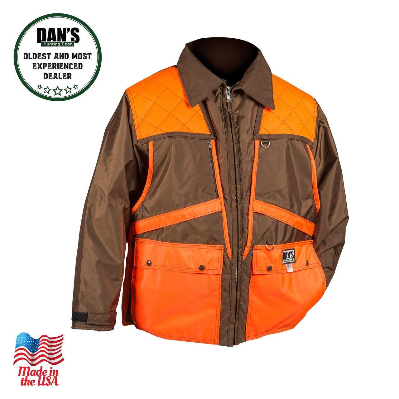 15074f98ac373 Dan's Hunting Gear - 423 - Briarproof Game Coat | Windwalker Outdoors |  Montana U.S.A.