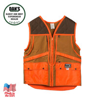 Dan's Hunting Gear - 426 - Upland Game Vest| Windwalker Outdoors | Montana U.S.A.