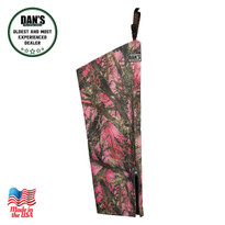 Dan's Hunting Gear - 604Pk - Briarproof, Pink Camo Chaps| Windwalker Outdoors in Montana