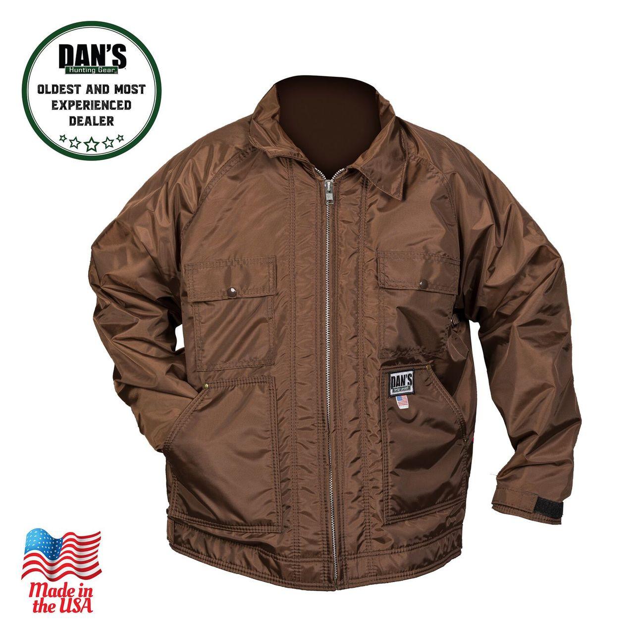 bce83fd42732a Dan's Hunting Gear - 401 - Sportsman's Choice Coat| Waterproof Hunting Coat  | Briarproof