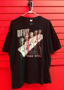 Devo 2011 Tour T-Shirt - Size 2XL