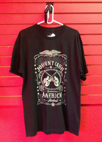 Johnny Cash American Rebel T-Shirt