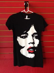 Mick Jagger Performance Girls/Slim Cut T-Shirt