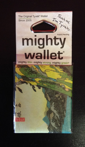 Mighty Wallet Hiroshige Print