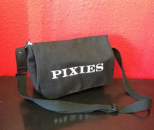 Pixies Canvas Messenger Bag