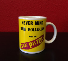 Sex Pistols Never Mind the Bullocks Mug