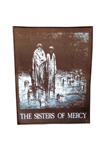 Sisters of Mercy Body and Soul Album Back Patch