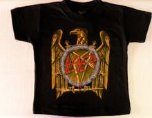Slayer Pentagram Logo Toddler T-Shirt