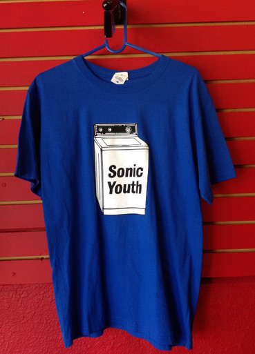 Sonic Youth Washing Machine T-Shirt