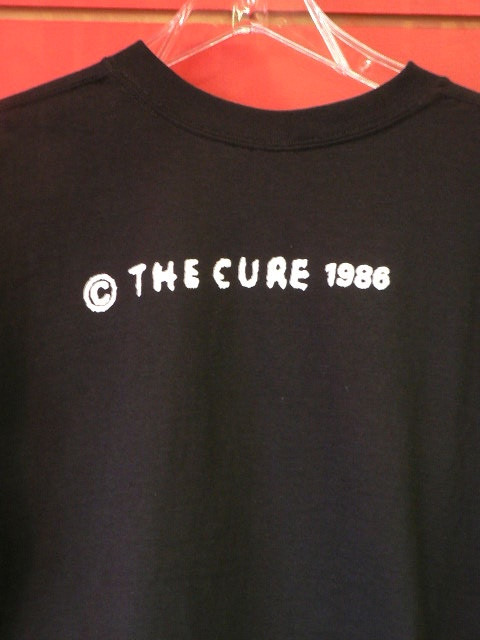 830f04d05 The Cure Boys Don't Cry Vintage 90s Tee. Larger / More Photos