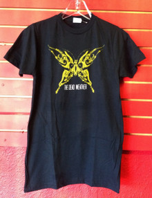 The Dead Weather - Bone Butterfly T-Shirt