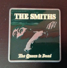 The Smiths The Queen is Dead Belt Buckle